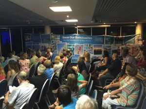 The Sea and Me film event
