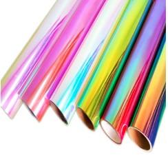 Chameleon Rainbow Heat Transfer Vinyl (Rainbow HTV)