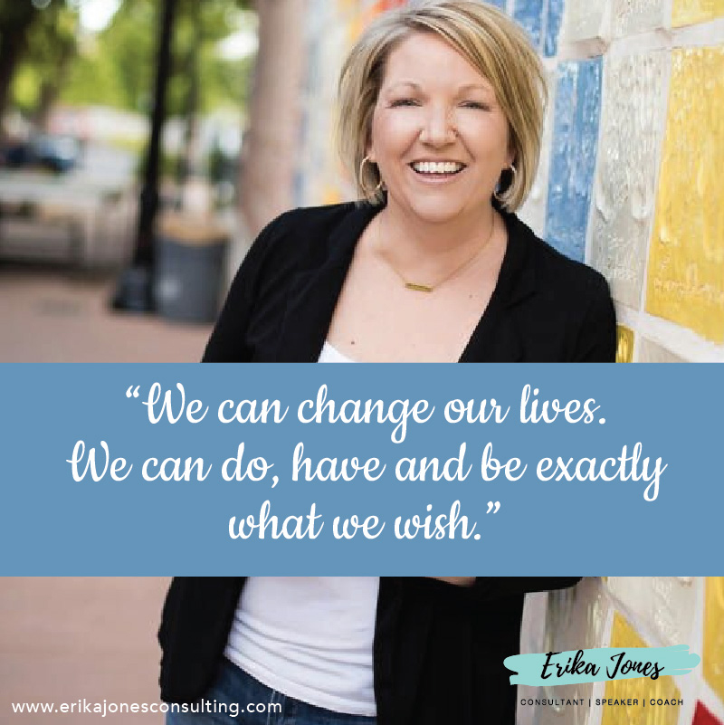 My Story | Erika Jones Consulting