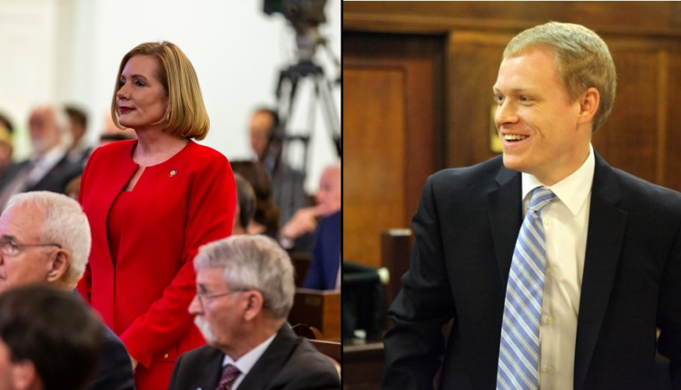 Reps. Holly Grange and Destin Hall Appointed N.C. Elections Committee Chairs