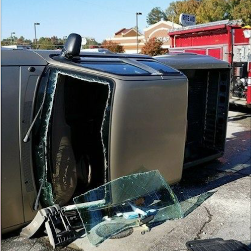 MVA with Entrapment | Firefighter Brandon Wayne Edwards with CFD