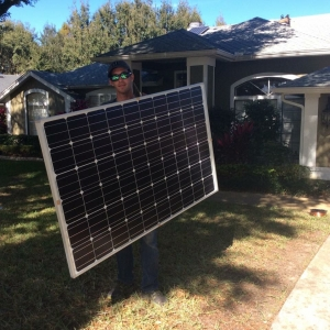 Solar AC System in Winter Garden, FL - Apple Air Conditioning & Heating