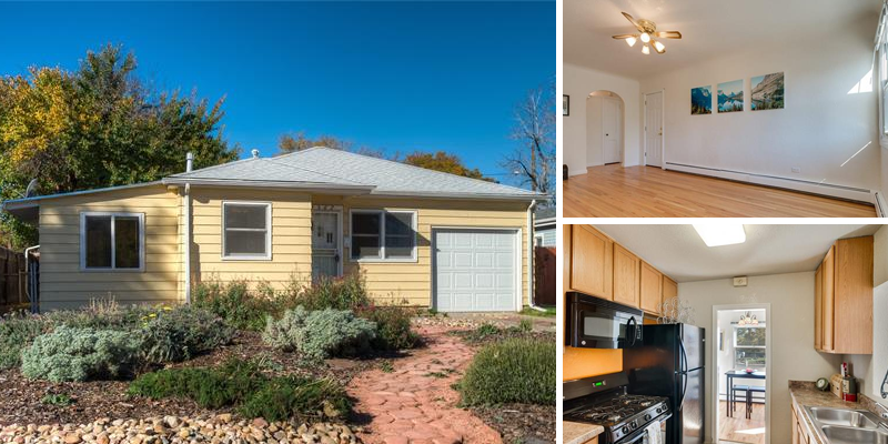 Sold! Charming Sunnyside 3 Bed Ranch