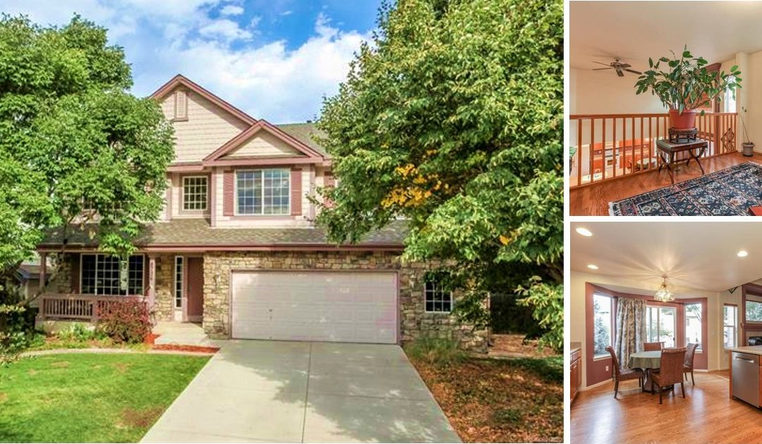 Sold! 2-Story Chatfield Bluffs Home