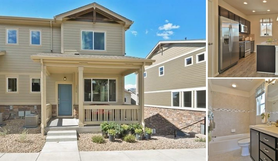 Sold! New Aspen Meadows Townhome