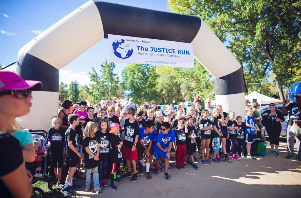Come on Home Colorado LLC is a proud Platinum Sponsor of THE JUSTICE RUN
