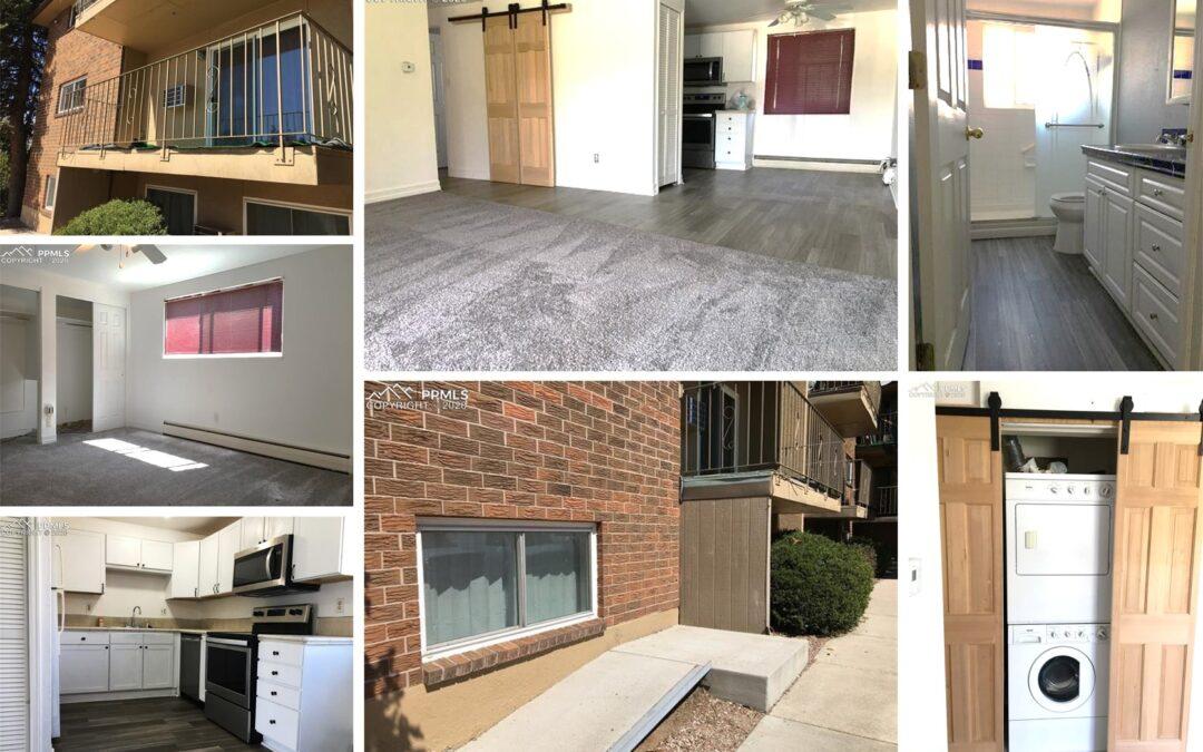 Sold! Downtown Colorado Springs Condo
