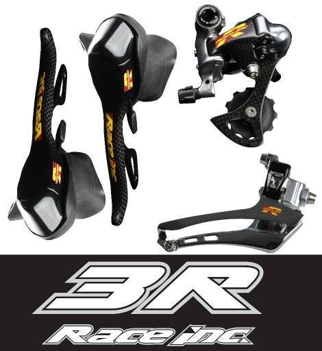 3R Carbon Groupset Run Out Package