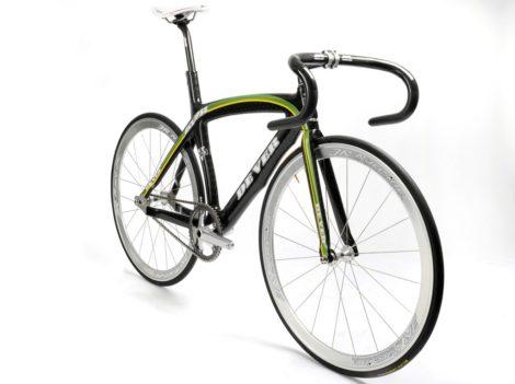 De Ver Eclipse Carbon Track Bike