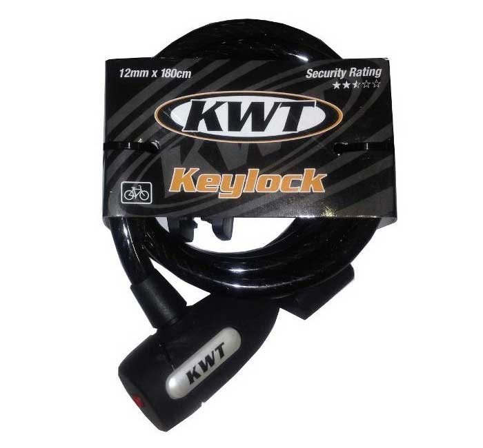 KWT 180x12MM KEY LOCK
