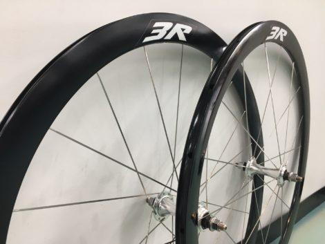 3R Black Track Wheelset