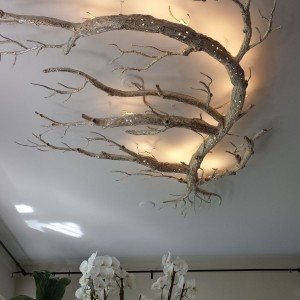 Branch Ceiling Light Fixture