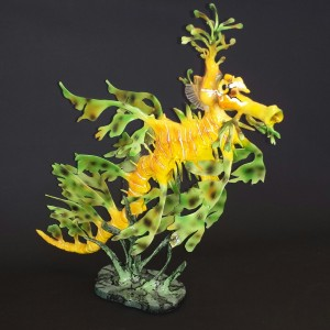 Leafy Sea DragonSculpture [approx. 16in]