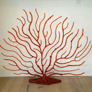 Sea Fan Sculpture