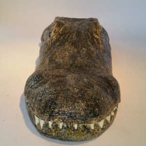 realistic alligator heads