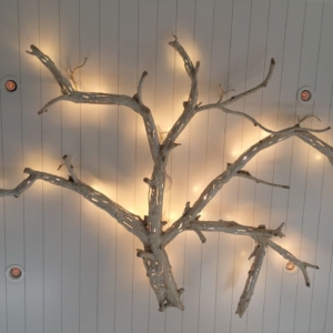 Ceiling Branch Light