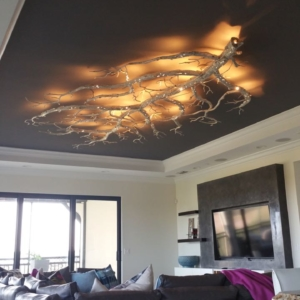 Branch Ceiling Lighting