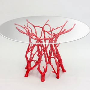 Coral Table