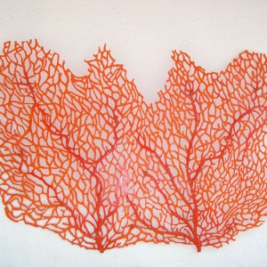 Sea Fan Sculpture [6ft X 4ft]