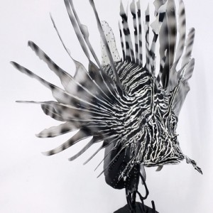 Lionfish Sculpture