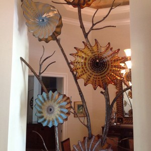 Branches Glass Design