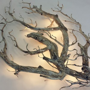 Driftwood Wall Sconce
