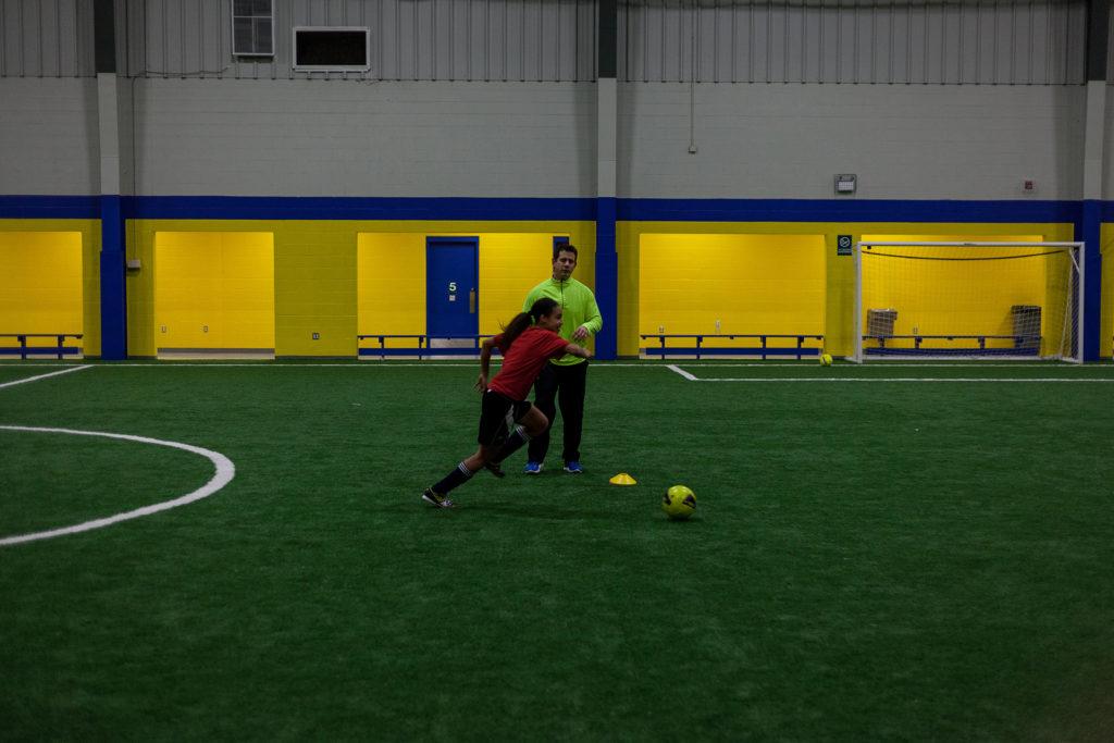 Athlete Fit Soccer