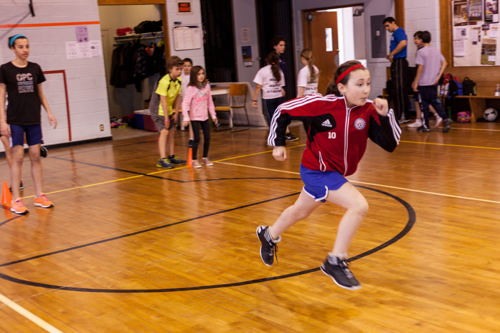 Athlete Fit Kids