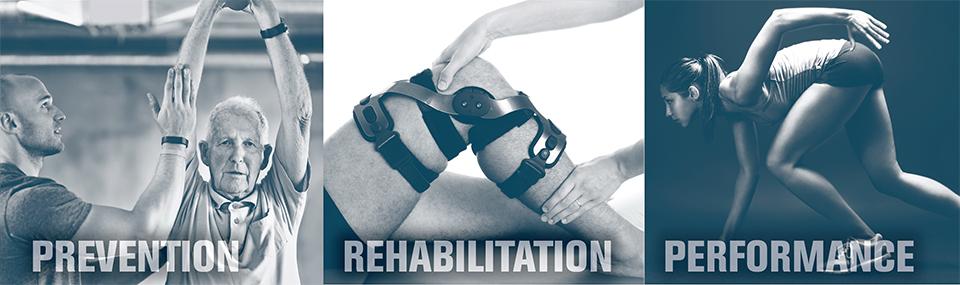 Photos of Prevention Rehabilitation Performance