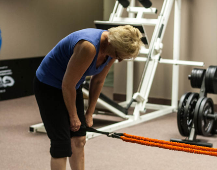 photo of patient participating in Functional Training