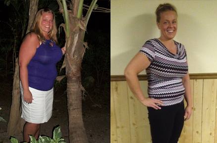 photo of patient that benefited from personal training