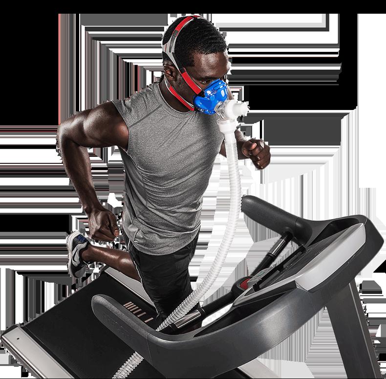 V02 Max Test, Exercise Fitness Testing