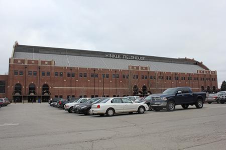 Hinkle Fieldhouse 6