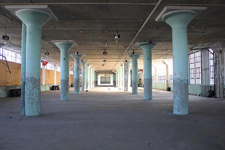 Richman Brothers Building Interior