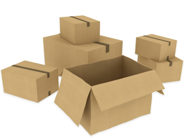 cardboard-packing-boxes