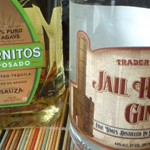 Hornitos Tequila and Trader Joe's Jail House Gin