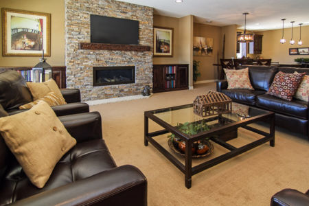17 Walkout Level Family Room