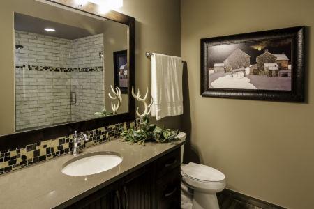26 Walkout Level Bathroom