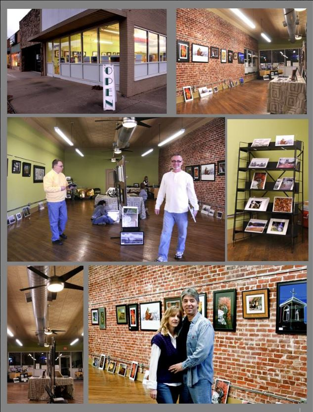 image: inside our photography gallery