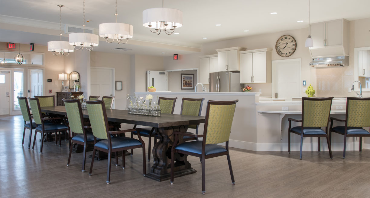Cottages of Lake St. Louis - A Skilled Care Community