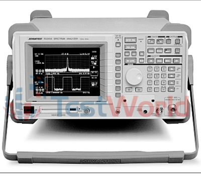 Advantest R3265A Spectrum Analyzer, 100 Hz - 8 GHz