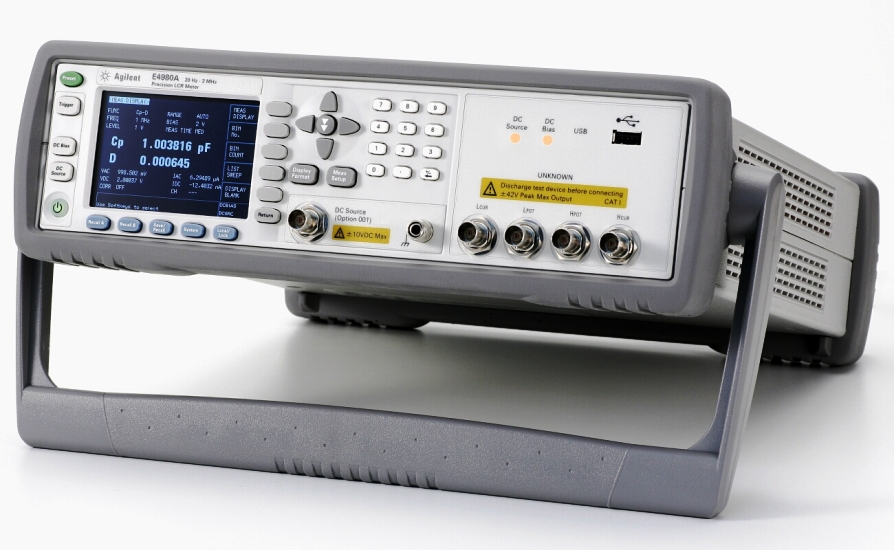 Keysight (Agilent) E4980A Precision LCR Meter, 20 Hz to 2 MHz