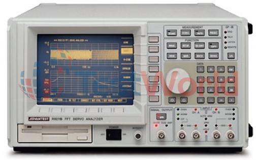 Advantest R9211B Servo FFT Spectrum Analyzer.
