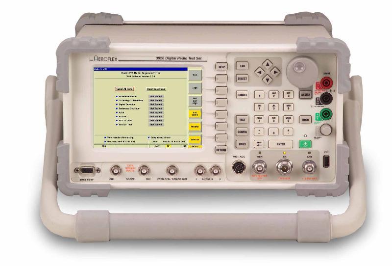 Aeroflex (IFR) 3920 Analog & Digital Radio Test Set