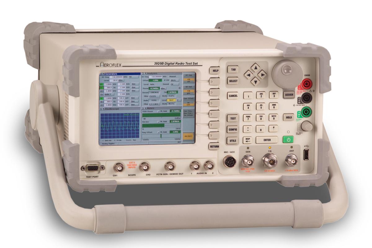 Aeroflex 3920B Digital Radio Test Set