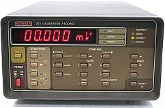 Keithley 263 High Accuracy Calibrator/Source