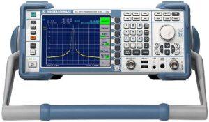 Rohde & Schwarz FSL6 9 kHz - 6 GHz Spectrum Analyzer
