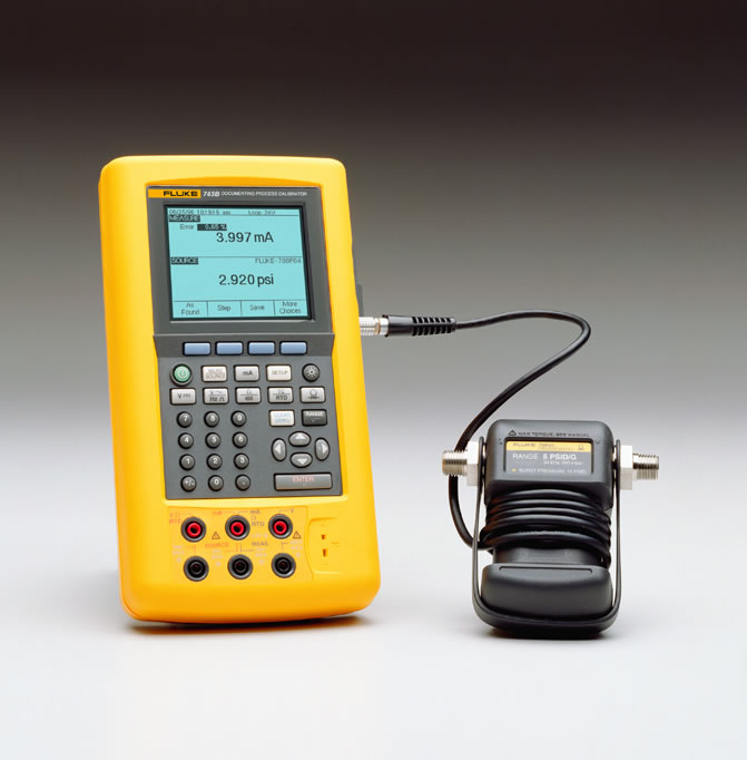 Contact TestWorld Inc. to get the best pricing on a used/refurbished Fluke 744 Documenting Process Calibrator - HART. Rental and lease options available.
