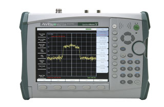 Anritsu MS2721B Handheld Spectrum Analyzer