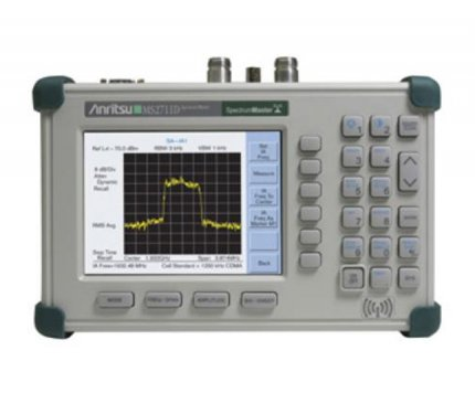 Contact TestWorld for the best price on a used or refurbished Anritsu MS2711D